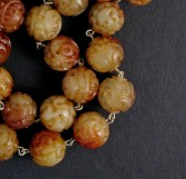07-01-16 Hand Carved Stone Beads