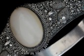 11-05-23 Chinese Granulated Silver Bracelet