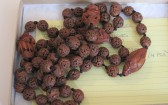 12-02-11 Chinese Carved Peach Pit Beads